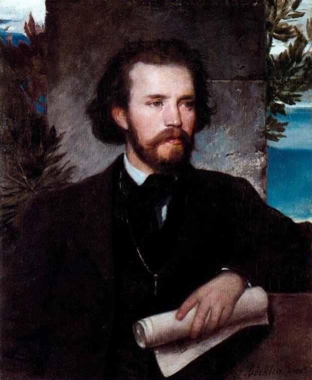 Arnold Böcklin 1827-1901 | Swiss Symbolist painter