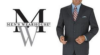 Men's Warehouse - A Warehouse of Men