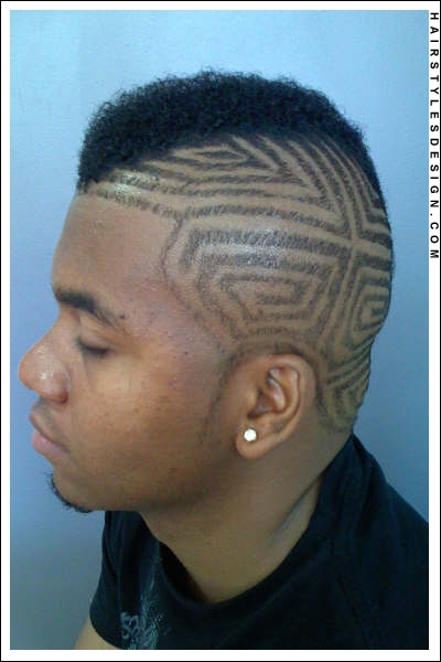 black men hair styles 2011