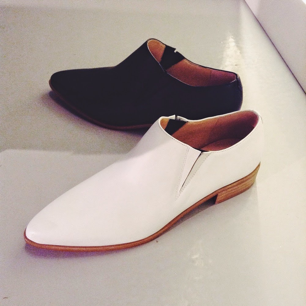 debenhams ss15 press day loafers white black premium