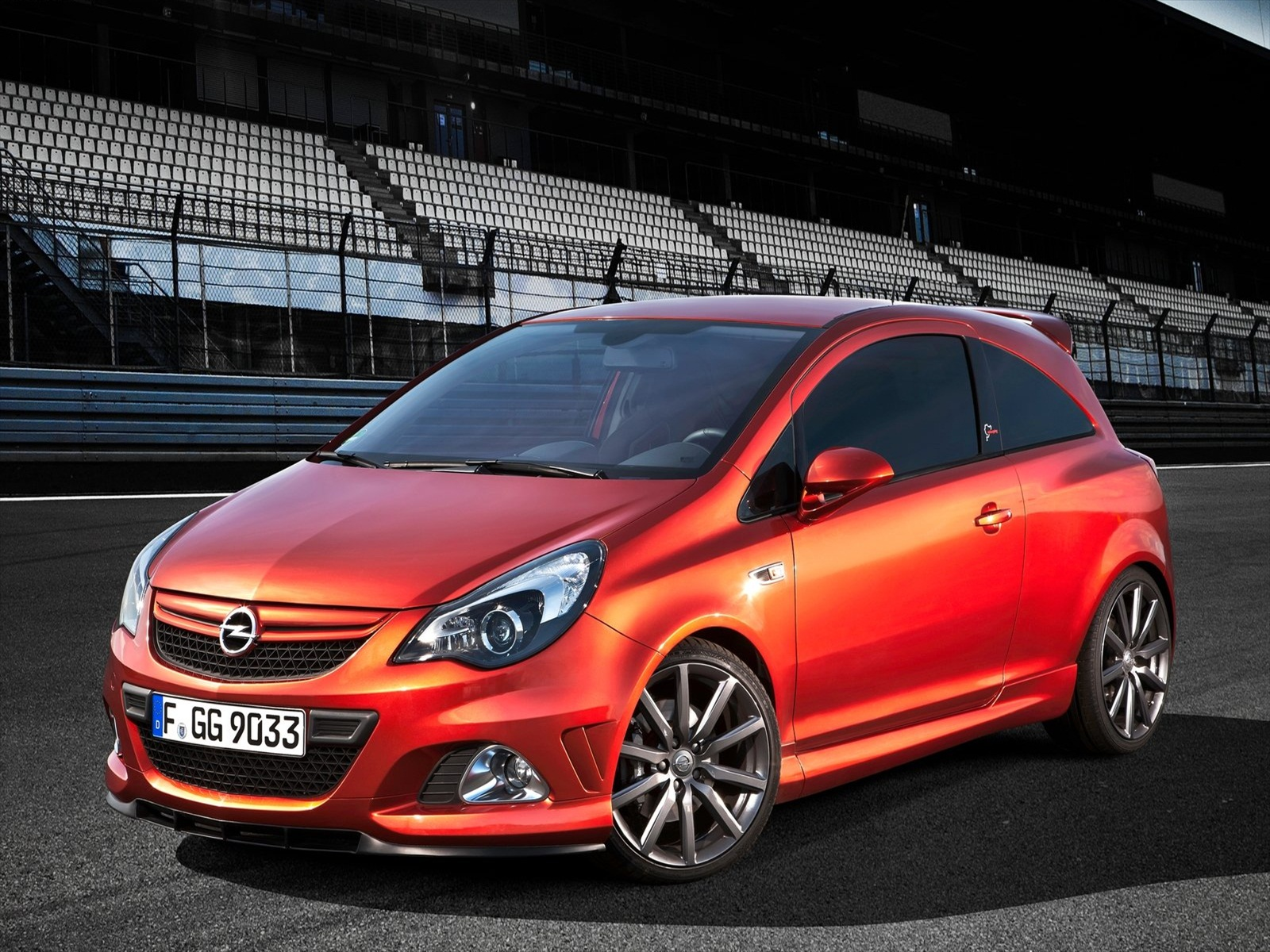 car pictures opel corsa opc nurburgring edition 2011. Black Bedroom Furniture Sets. Home Design Ideas