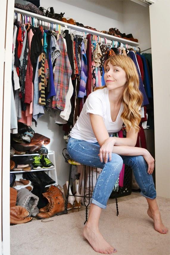 closet, hoarding, selling
