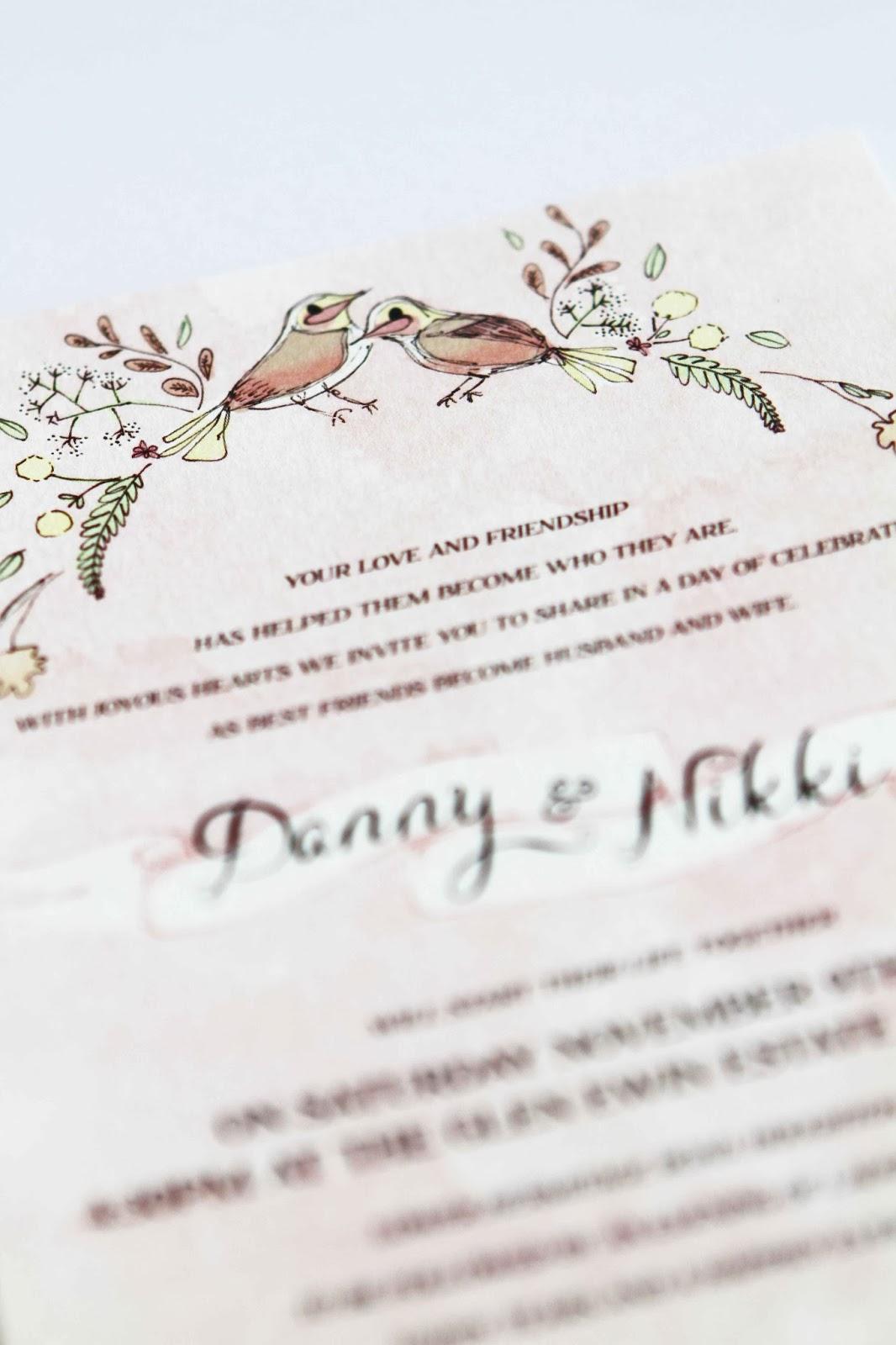 sail and swan wedding invitations adelaide hand drawn stationery handmade