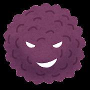 がん細胞のキャラクター