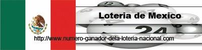 loteria de mexico