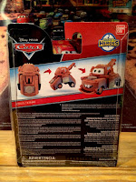 cars hatch n heroes mater package