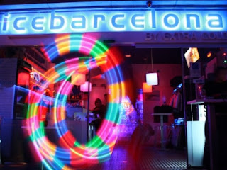 Ice bar de Barcelona