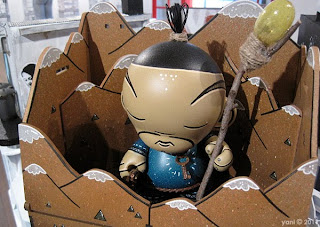 gary seaman's dumpster with munny... it's mine now... or will be later in the week