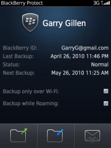 تحميل برنامج بلاك بيري بروتكت لحماية بياناتك والتحكم فى جهازك عن بعد وتعقب مكانه 1.1.1.76 BlackBerry Protect