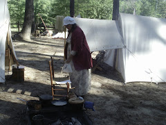 Miss Hattie, camp cook