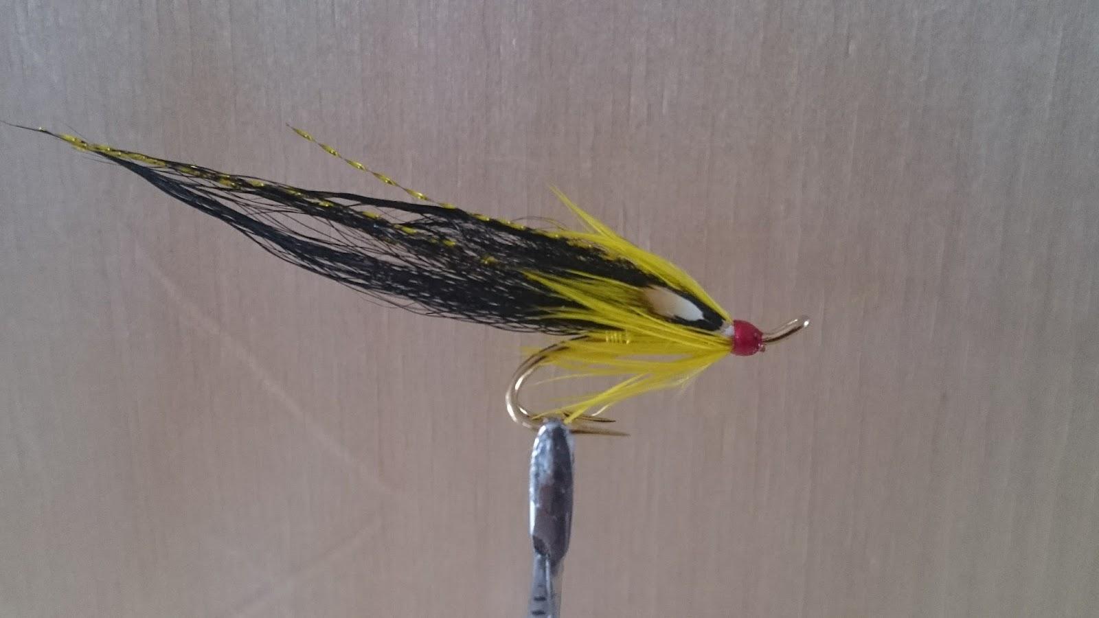 Salmon fly gledswood shrimp salmon fly tay salmon fly for Salon fly