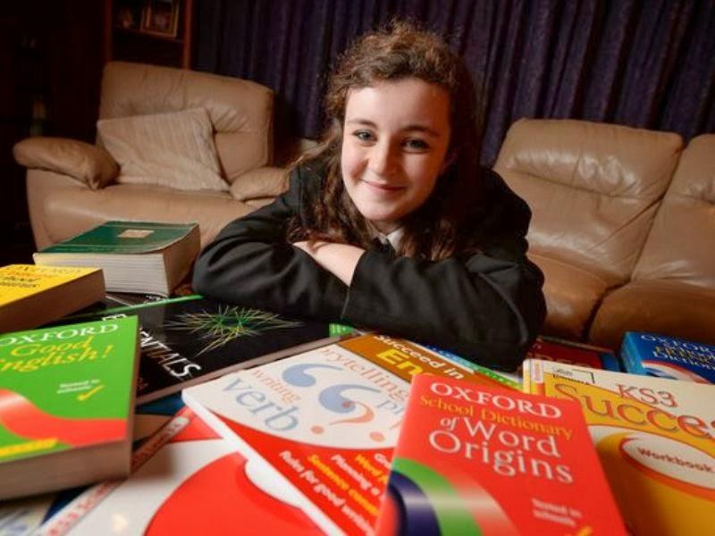 Gadis Cilik Bernama Charlotte Lebih Cerdas Dari Einstein