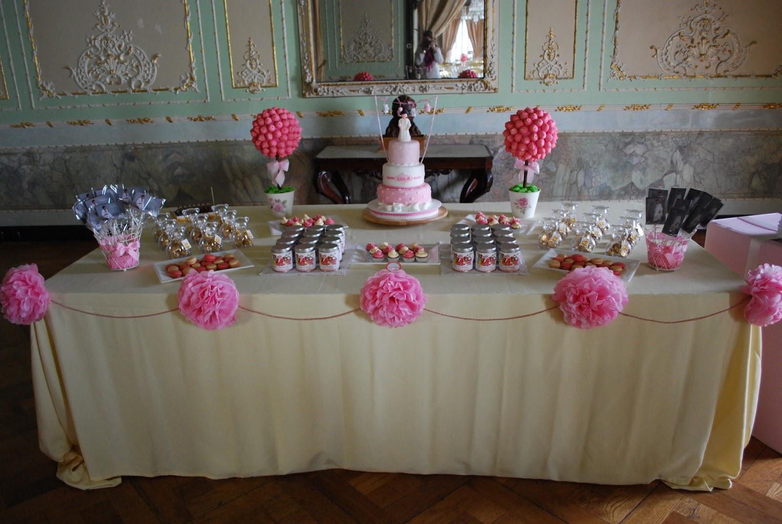 Baby sugar mesa dulce comuni n lola - Mesas para comuniones ...