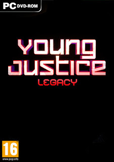 Torrent Super Compactado Young Justice: Legacy PC