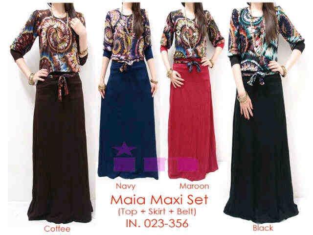 Maxi Dress Maia