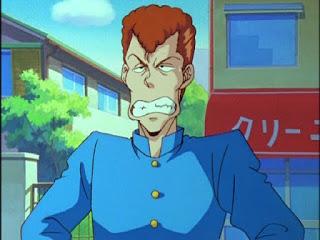 Kuwabara, o guerreiro do amor!