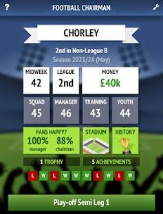 Football Chairman Android Apk İndir