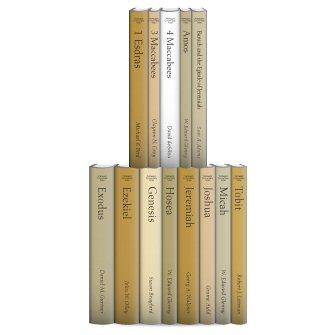 Série de Comentários da Septuaginta (13 vols.) Páginas: 4.256. Ed, Brill. Ebook.