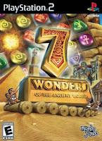 7 WONDERS PS2