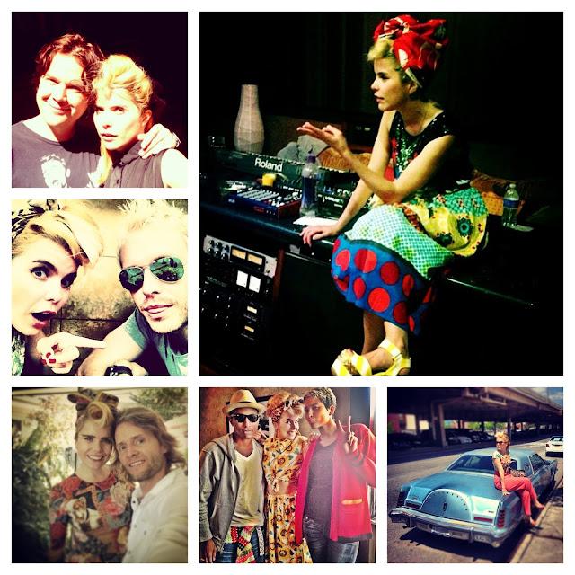 Paloma Faith & Pharrell | Paloma Faith & Mr Hudson | Toby Gad, Chris Braide