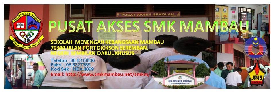 PUSAT AKSES SMK MAMBAU