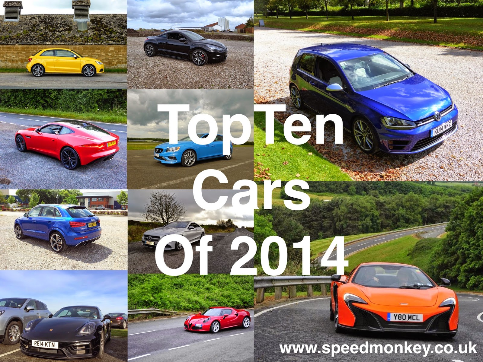 Best new cars in 2014