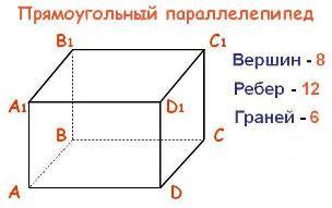 Прямоугольный параллелепипед. Что такое прямоугольный параллелепипед картинка. Вершина, ребро и грань параллелепипеда. Математика 5 класс, геометрия. Математика для блондинок.