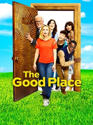 The Good Place - O Bom Lugar 3ª Temporada Séries Torrent Download capa