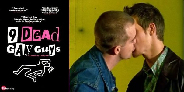 9 dead gay guys, película