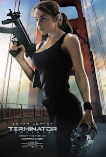 Terminator Genisys now in theaters