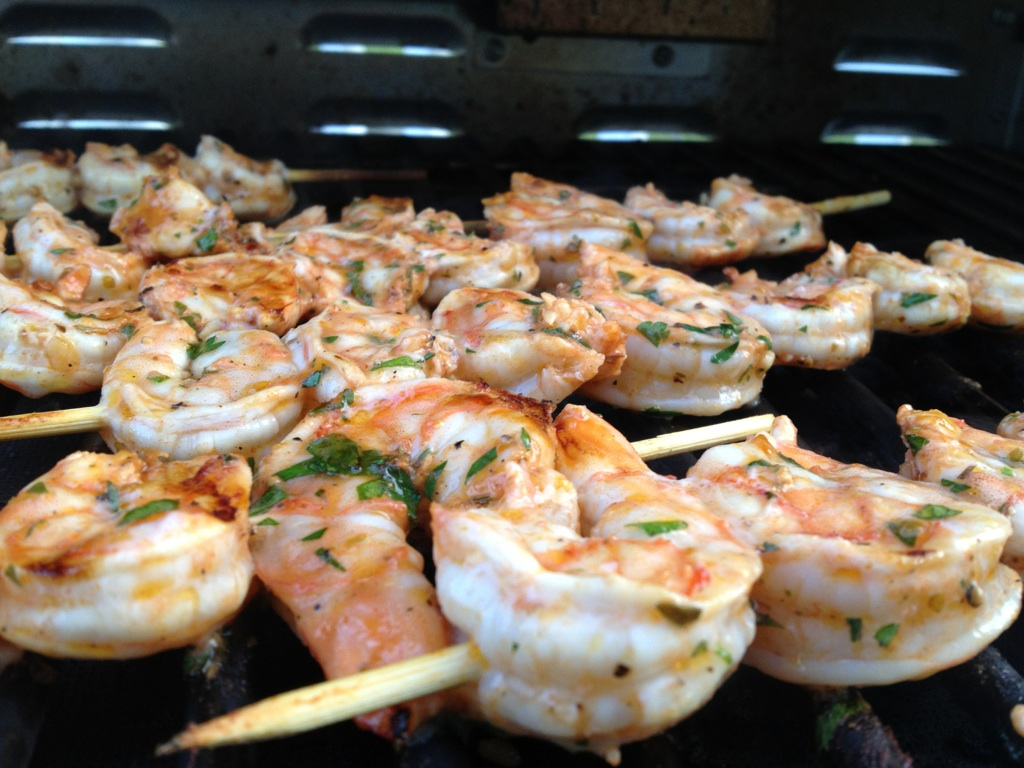 from grill and serve! We had it with brown rice medley and grilled ...