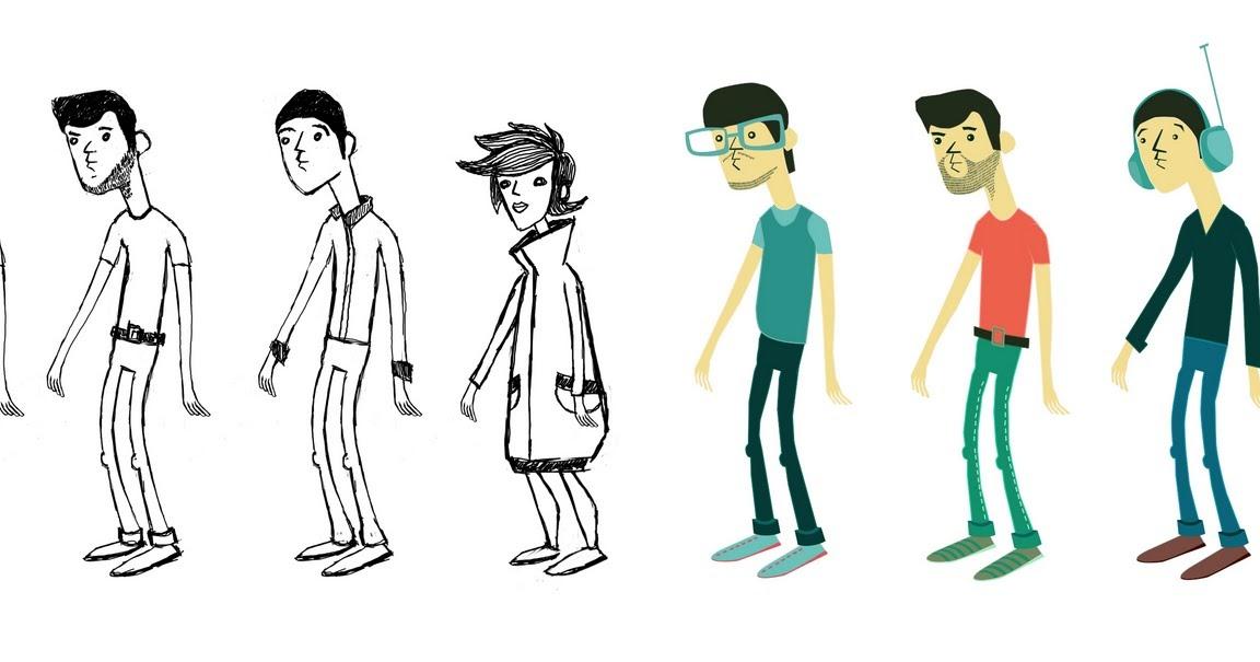 Character Design Backgrounds : Anton octavian backgrounds and character design from