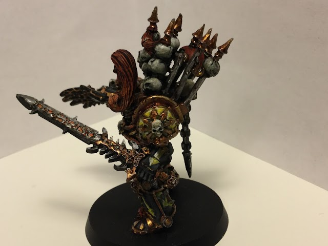 What's On Your Table: Abbadon the Despoiler