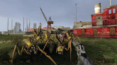 Half Life 2 PC Gameplay for windows