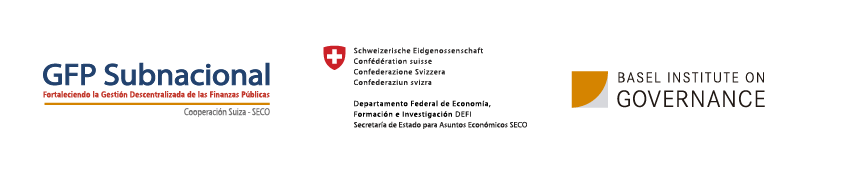 Programa GFP Subnacional