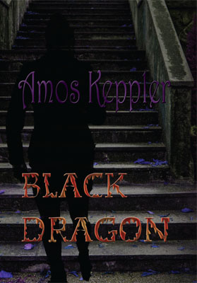 My novel Black Dragon