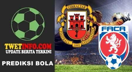 Prediksi Gibraltar U17 vs Czech Republic U17