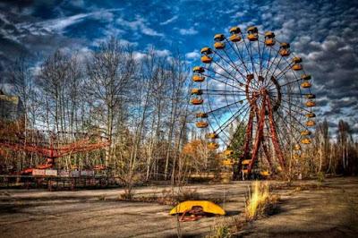 Pripyat, Ukraina