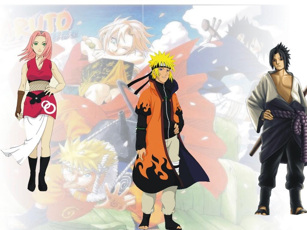 Naruto Grown Up
