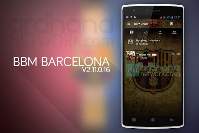 BBM Barcelona - BBM Android V2.11.0.16