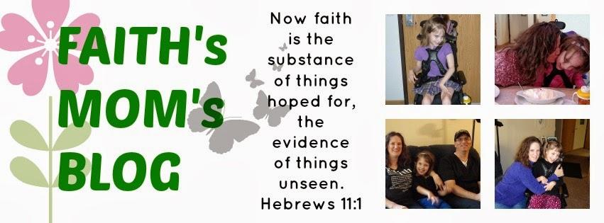 Faith's Mom's Blog