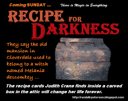 RECIPE FOR DARKNESS