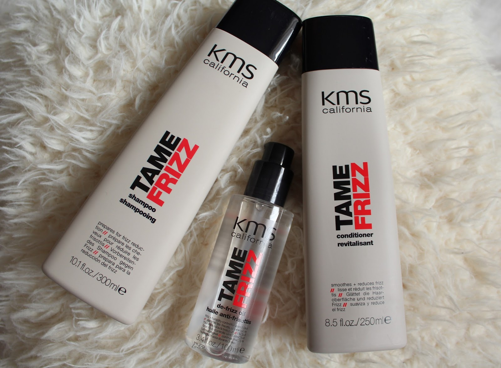 KMS California Tamefrizz Fighter Kit