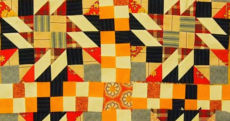 Patchwork Jitka Grand Illusion Bonnie Hunter 180 S Mystery