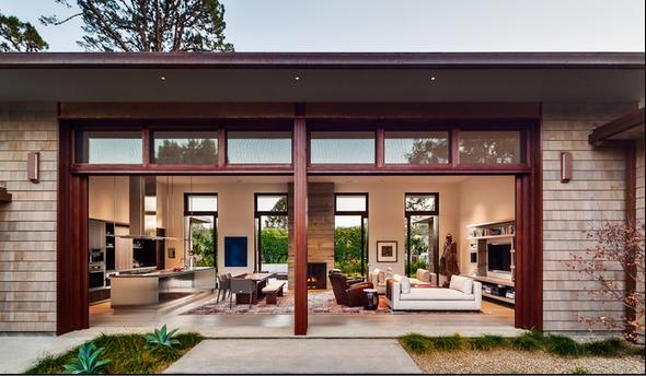 Fachadas casas modernas ver modelos de casas por dentro - Casas rusticas por dentro ...