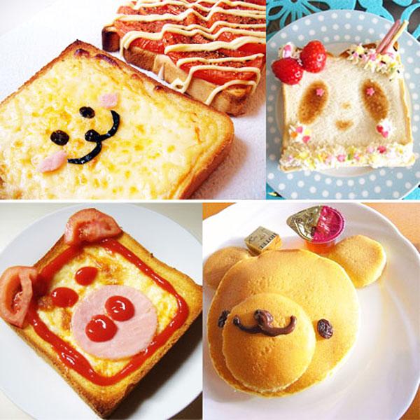 Comida divertida para ni os cocina para ni os desayunos for Comidas rapidas para ninos