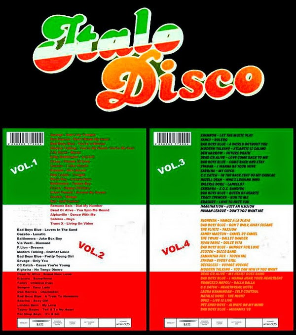 Italo Disco Megamix !!!
