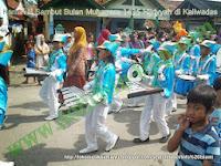 barisan drumband