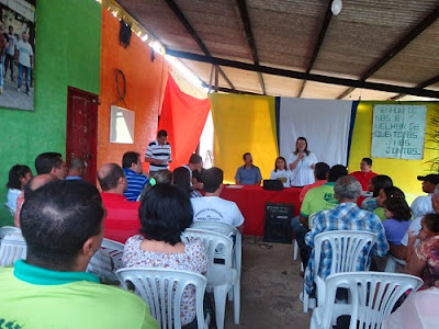 ENCONTRO DA AGRICULTURA FAMILIAR NA PEDRA LASCADA FORTALECE MOVIMENTO REGIONAL