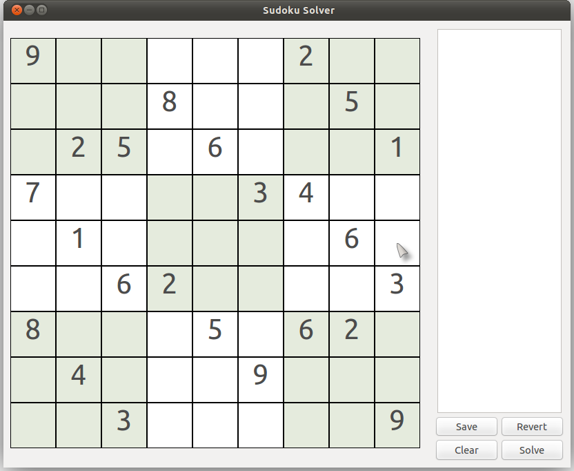 my blog sudoku solver with gui written in python part 1 of 4